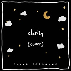 Clarity (acoustic) Cover