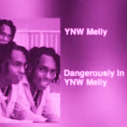 YNW Melly - Dangerously In Love (Slowed & Chopped) by ABN
