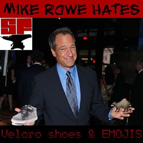 Mike Rowe Hates Velcro Shoes & Emojis