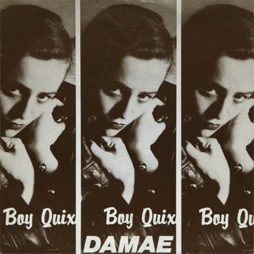 Damae - Boy Quixote (Deffer Side)
