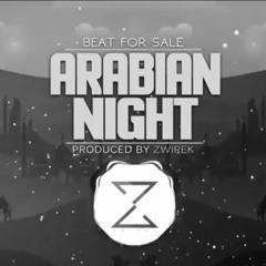Arabian Night  Arabic  Beat  Instrumental By ZwiReK