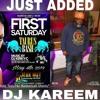 1ST SAT,TAMPA FL  POISON DART Ft. SPECIAL GUEST DJ KAREEM FAISTY -Live Audio- Dancehall Reggae Soca