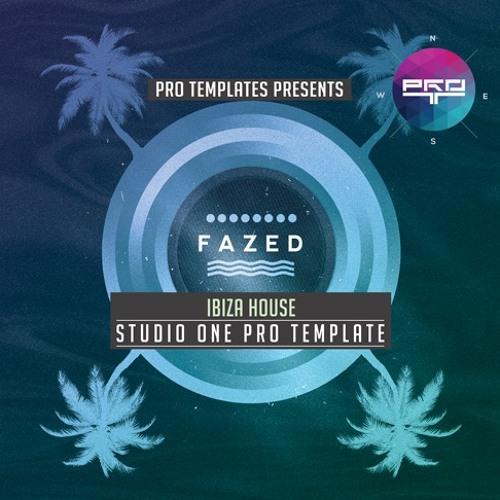Fazed Studio One Pro Template