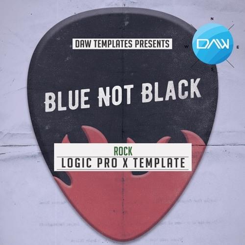 Blue Not Black Logic Pro X Template
