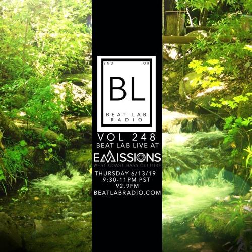 Beat Lab 248 - Live At Emissions