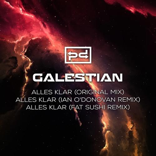 PREMIERE: Galestian - Alles Klar (Fat Sushi Remix) [Perspectives Digital]
