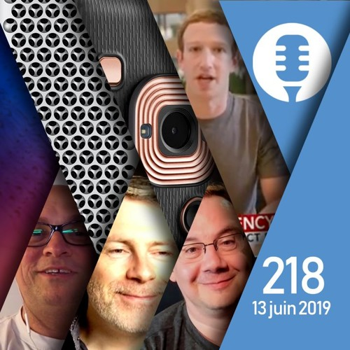 "#218: Apple ""Sign In"", Deepfake de Mark Zuckerberg, CES Asia et la Suisse, le podcast des Obama,..."
