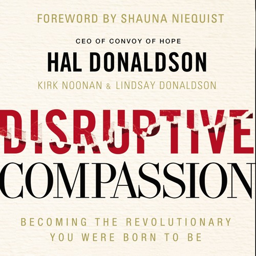 DISRUPTIVE COMPASSION by Hal Donaldson
