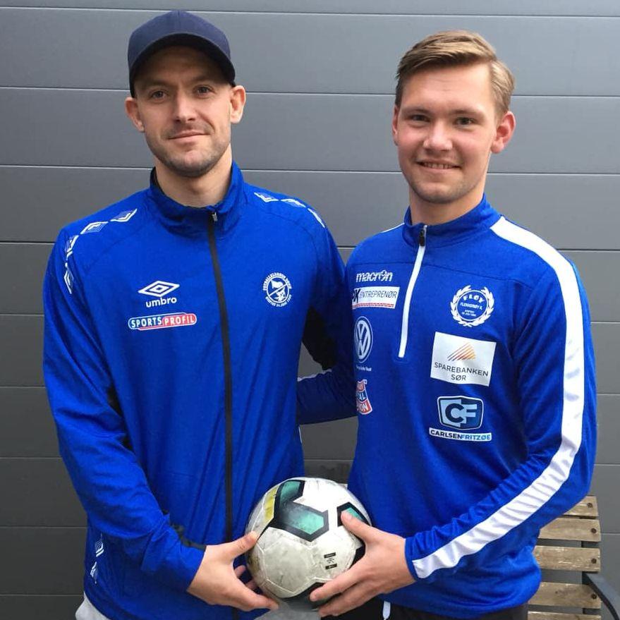 #84 Ole Marius Gundersen og Henrik Andersen