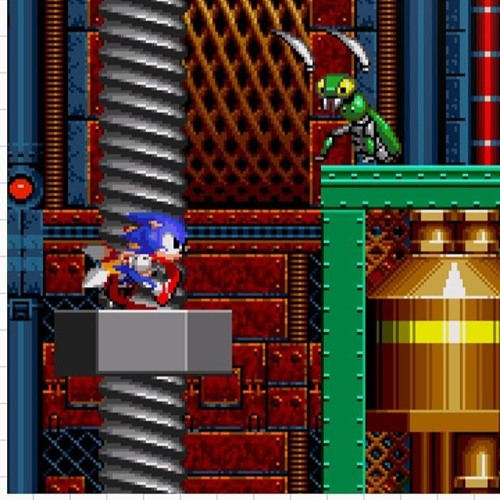 Metropolis Zone Sonic The Hedgehog 2 Remix By Iverson64 On Soundcloud Hear The World S Sounds