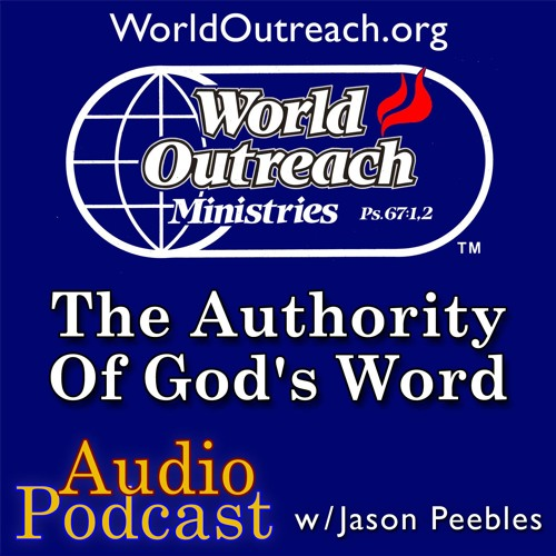 The Authority of God's Word Part 3 - Engrafting His Word
