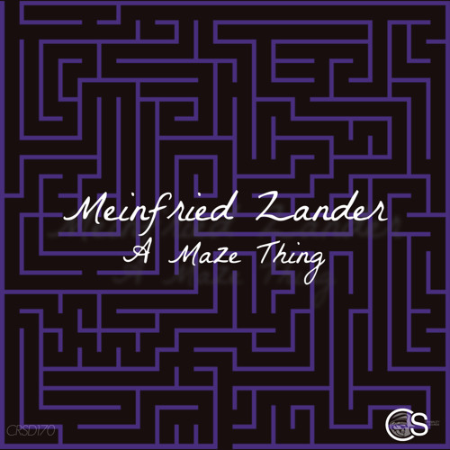 Meinfried Zander - A Maze Thing (Original Mix)