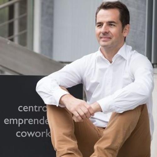 """El """"casero"""" de los emprendedores de Madrid: Raúl Del Pozo de CINK Emprende - MQS T3E5"""
