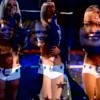 Dallas Cowboys cheerleaders - God Blessed Texas American National Anthem Rave Remix