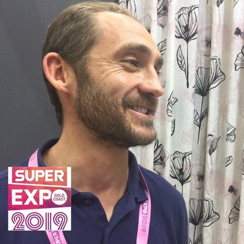 SUPER EXPO 2019 WITH BEN HERRGOTT FROM BASFORD BRANDS