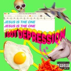 Zack Fox & Kenny Beats  - Jesus Is The One (I Got Depression)