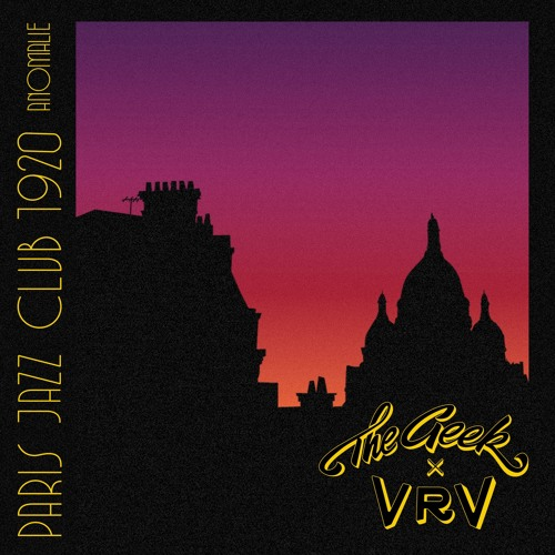 Paris Jazz Club 1920 (Feat Anomalie)