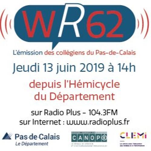 WR 62 l'émission des collégiens du Pas-de-Calais