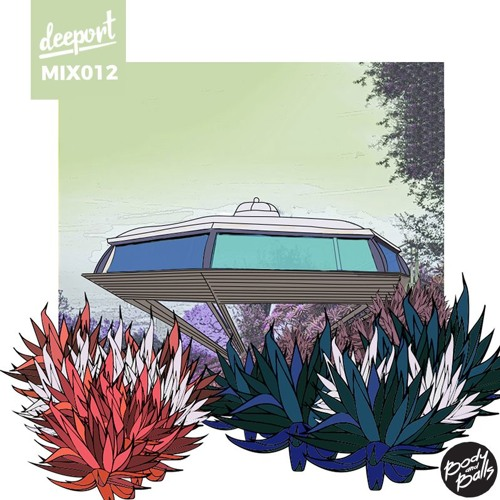 Deeport MIX012 - Guest Mix By TROLE (Body and Balls / Belgrade)