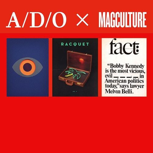 ADO x magCulture, 1 June 2019