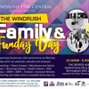 Windrush family Day Saturday 22nd June 2019 The Sports Hub Perry Barr