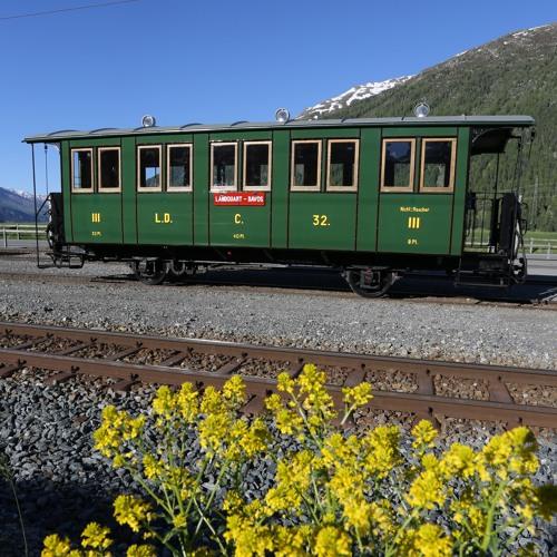 Back to the roots – Die Auferstehung der «Schmalspurbahn Landquart–Davos»
