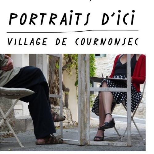 Portraits d'Ici - Balade sonore du village de cournonsec