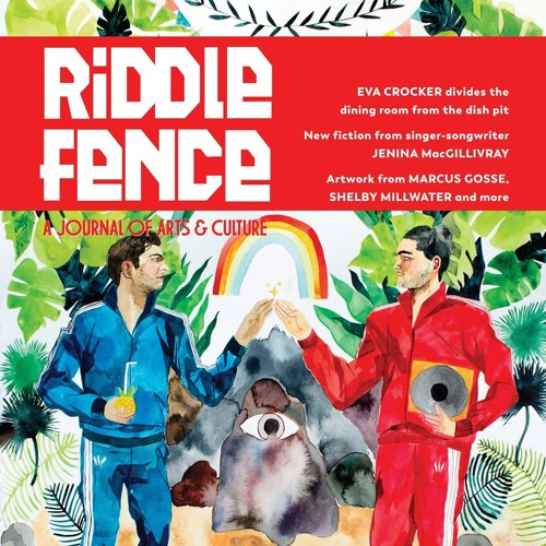 Riddle Fence Podcast Issue 32 Episode 1