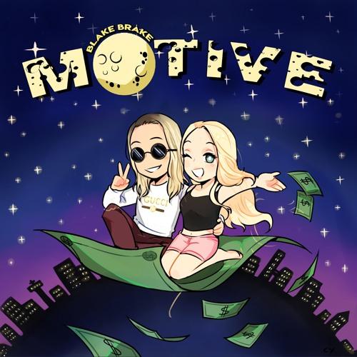 Motive - Blake Brake (Prod. by Trakksounds)