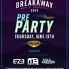 Live @ Breakaway Music Festival Pre Party