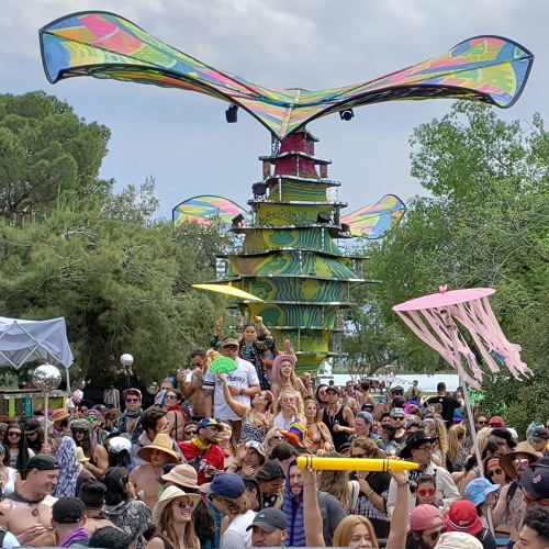 Ben Annand Live at LIB Woogie Stage - May 10, 2019