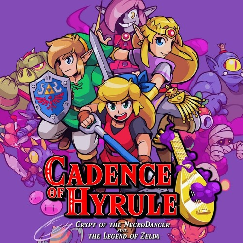 Cadence of Hyrule OST - Overworld (Peaceful) [CUT]