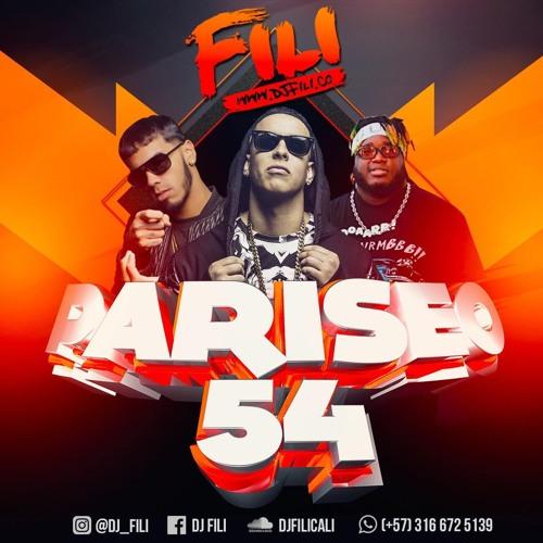 DJ FILI - PARISEO 54