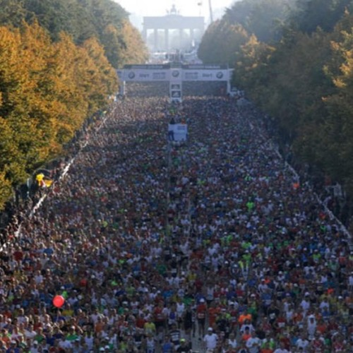 Road to Berlin Marathon: Week 1 (audio only)