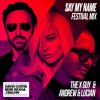 Download David Guetta, Bebe Rexha & J Balvin - Say My Name (The X Guy X Andrew & Lucian Festival Mix) Mp3
