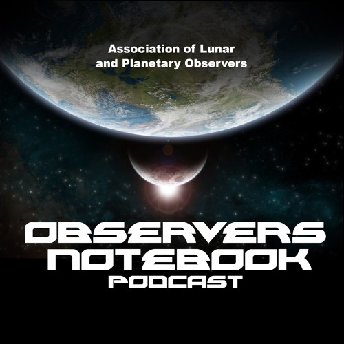 The Observers Notebook- The Moon with Chuck Wood