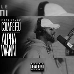 Alpha Wann - Freestyle Couvre Feu Sur OKLM Radio