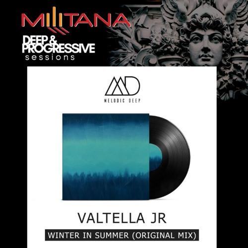 D&P Pres : Valtella Jr. - Winter In Summer (Original Mix)