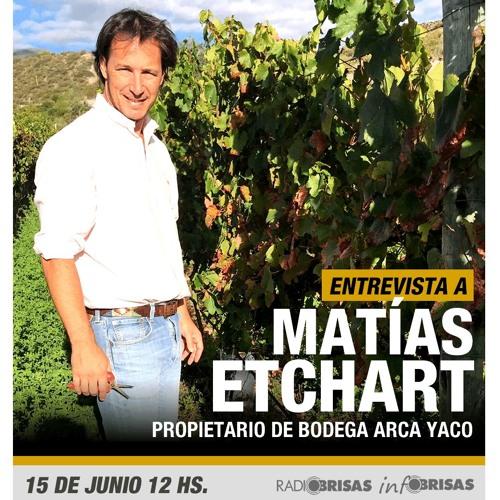 WineMDQ Radio Programa 44 - Entrevista a Matias Etchart Arca Yaco