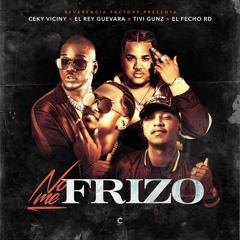 Ceky Viciny ft El Rey Guevara, Tivi Gunz & El Fecho - No Me Friso (Remix)