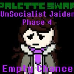 (Undertale AU) Palette Swap: DisConfident Jaiden - Phase 4: Empty Chance