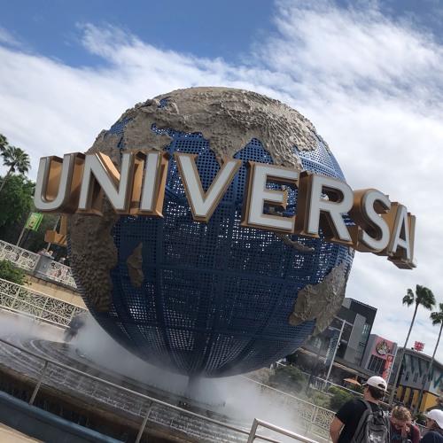 034: Universal Studios Florida Trip Report