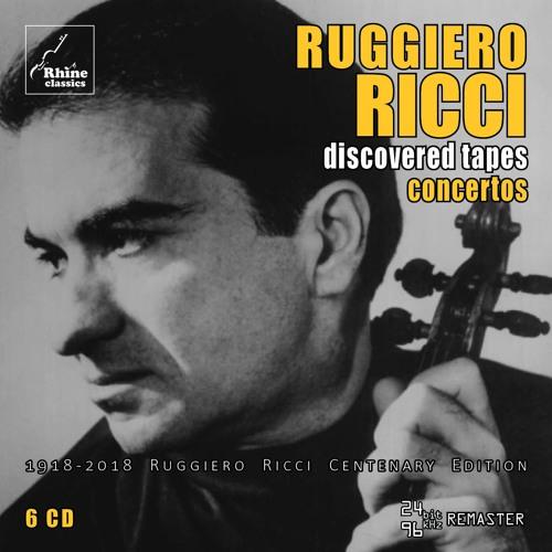 RH-008 | CD5 | tr 2 | PAGANINI VC1 -cadenza- Ricci, NWD, Esser, 1975