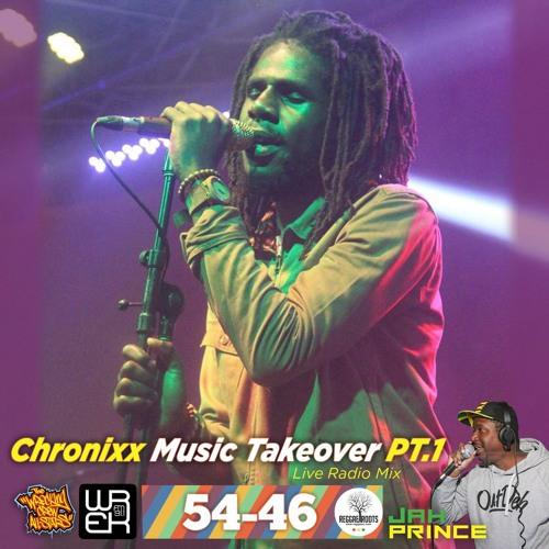 54-46 WREK Chronixx Takeover Part One