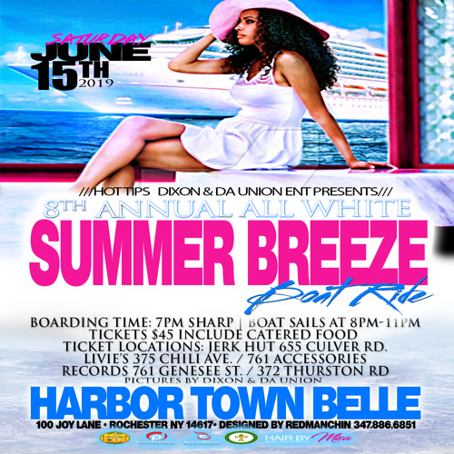 Summer Breeze Boat Ride 6-15-19 - Dub Electric Experience