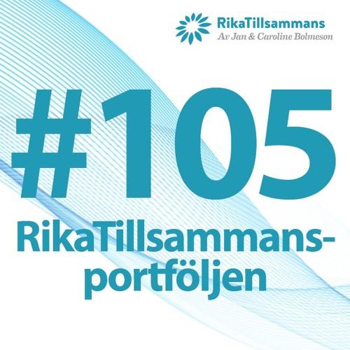 #105 - RikaTillsammans-portföljen - ett sparande som nästan aldrig går back