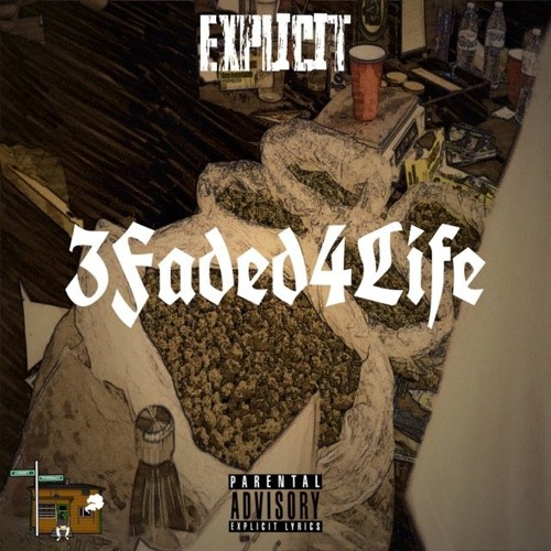 3F4L (Ft. RS3) [Prod. By TRSB] #3Faded4Life