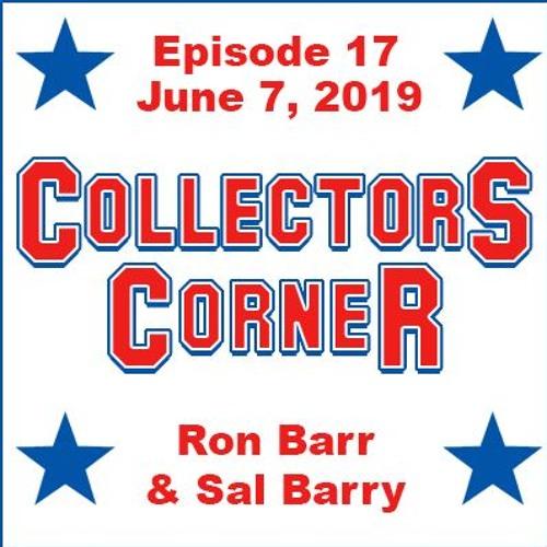 Collectors Corner #17 -6/7/2019 - The Upcoming NSCC