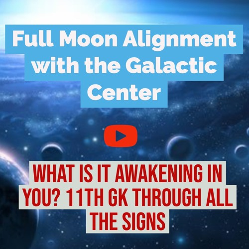 Full Moon Alignment with the Galactic Center  Where Are you