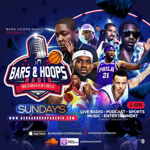 Bars & Hoops Radio Episode 92 Feat. DJ Banks Da Don
